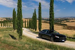 Full day chauffeured service from Florence