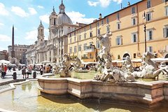 Walking Tour of Rome City Center Highlights & Must-See Sites with Priva