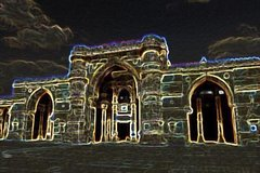 Night Heritage Tour Of Ahmedabad
