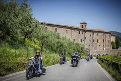Tuscany Motorcycle Week Tour on Harley-Davidson
