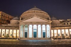 Best of Naples by Night Sightseeing Guided Tour with Food and Wine Tasting