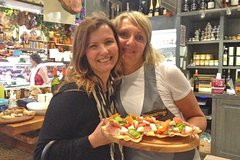 Florence Street Food Tour with Walking Sightseeing and Local Guide