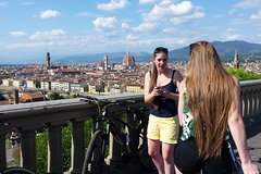Live Florence as a local, bike & schiacciata