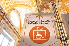 Wheelchair Accessible Vatican Tour with Sistine Chapel & Skip-the-line