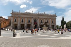 Capitoline Museums Private Tour