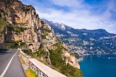Scenic Amalfi Coast Drive from Sorrento Semi-Private
