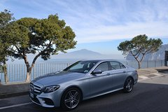 Direct Private Transfer Fast Comfort to or from Sorrento-Naples-Apt-Railway