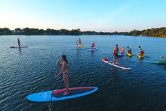 Guided Paddleboard Tour - Drone Video Available