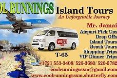 Airport pickups-Dropoffs Island-Beach Tours Shopping Trips VIP Transfers etc