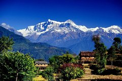 Annapurna Ghorepani Poon Hill trek from Pokhara short and easy hike in Himalaya