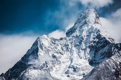 Everest Base camp guided trekking - private trip - fly in and fly out from Lukla