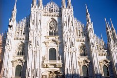 Milan Bike Tour and Skip the Line Rooftop Ticket