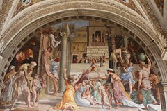 Semi Private Vatican Tour up to 10 people