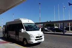 Heraklion Airport to Chania up to 15 pers-WheechairScooterStroller Accessible