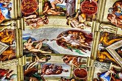 Shore excursion Civitavecchia Vatican Museums Sistine Chapel St Peter