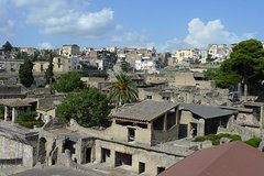 Shore excursion from Naples: Herculaneum ruins