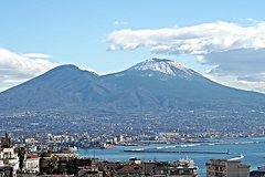 Shore excursion: Semi Private 3 hours walking tour in Naples