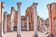 Shore Excursion from Rome Civitavecchia Port to Tivoli with Private Van & Guide