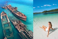 Moreton & Fraser Island 3-Day ECO Adventure Tour from Brisbane or the Gold Coast