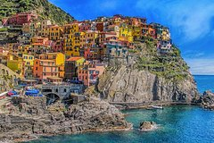 Sorrento Drive with Lunch - Daily Tour from Naples