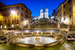 Private Rome by Night Driving Tour