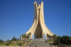 03 hours city tour to visit Martyrs' Memorial, Algiers