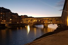 Florence Super small group walking tour with skip the line Uffizi and Academia