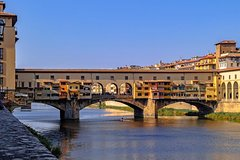 Uffizi Gallery small group walking tour with taste of Florence
