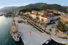 Kotor to Tivat one way transfer
