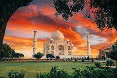 Agra Full Day Tour from Delhi - All Inclusive
