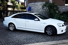 Limousine Transfer Cairns Airport to City