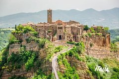 Shore excursions from Civitavecchia Port to Orvieto and Bagnoregio