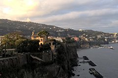 Daily Tour Pompeii And Amalfi Coast By Led English Speaking Driver