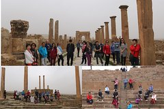 Constantine, Timgad and Djemila 3-Day Trip by @Algeriatours16
