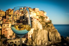 Sensory wine tasting and traditional wine cellar visit in Manarola