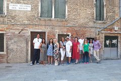 Venice Jewish Ghetto and Cannaregio Food Tour