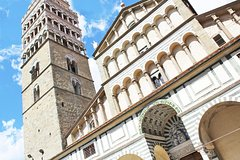 Guided Tour of Pistoia Must-See Sites including Cathedral & Piazza della Sala
