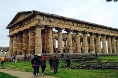 Paestum Greek Ruins