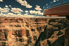 Grand Canyon West Rim Day Bus Tour with options for Skywalk, Helicopter & Boat