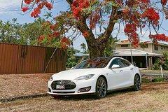 Tesla Limousine Transfer Cairns - Port Douglas