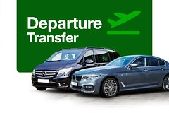 Private Departure Transfer from Venice City to Venice VCE Airport