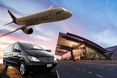 Private Arrival Transfer: Airport to Delhi Hotel