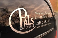 6 Hour Custom Finger Lakes Wine Tour for 4-6 Adults (21 and over)