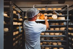 Pecorino Cheese and Vino Nobile tour, from Pienza to Montepulciano