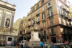 Naples in one day: Cappella Sansevero, Decumani, Toledo Station, Royal Palace