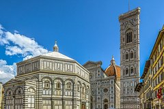 Private 3-Hour Walking Tour of Florence with private official tour guide