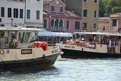 Public Transport ACTV in Venice - Time Limited Tickets