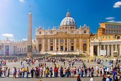 Vatican Museums and Sistine Chapel Small Group Tour w / Skip the Line Entra