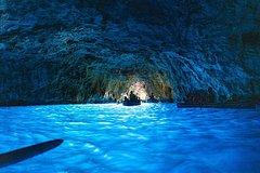 Private boat trip to Capri