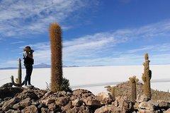 4-Days Discovery at La Paz, Uyuni and Colchani in Bolivia